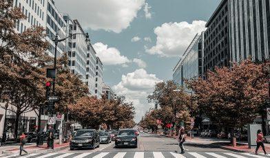 Auto Duitsland stad
